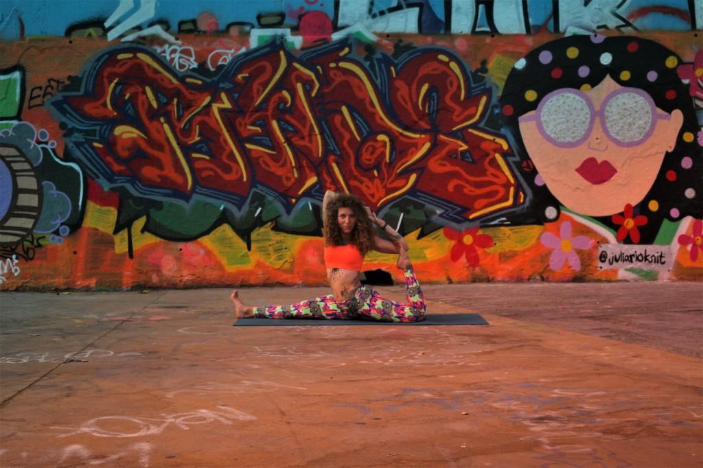 Clases particulares de Yoga en Barcelona, Raval y Sants